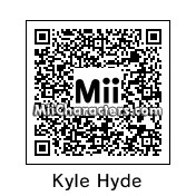 QR Code for Kyle Hyde by ArlockCross