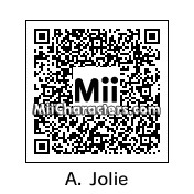 QR Code for Angelina Jolie by celery