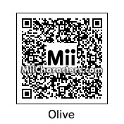 QR Code for Little Miss Sunshine by Adam