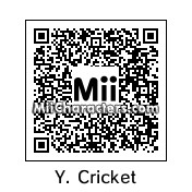 QR Code for Young Cricket by CancerTurtle