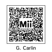 QR Code for George Carlin by Arc of Dark
