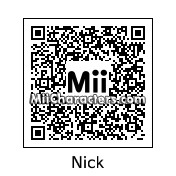 QR Code for Nick Mason by Arc of Dark