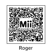 QR Code for Roger Waters by Arc of Dark