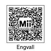 QR Code for Bill Engvall by Techno Tater