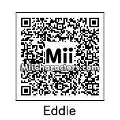QR Code for Eddie Murphy by Techno Tater