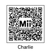 QR Code for Charlie Sheen by Maya