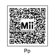 QR Code for Pinkie Pie by Bluewire
