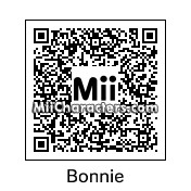 QR Code for Bonnie the Bunny by lillian