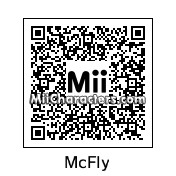 QR Code for Marty McFly by Adam