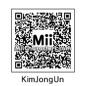 QR Code for Kim Jong-un by Denlig