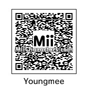 QR Code for Youngmee Song by Willsun