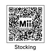 QR Code for Stocking Anarchy by Ultra