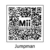 QR Code for Jumpman by J1N2G