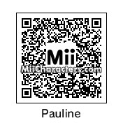 QR Code for Pauline by J1N2G