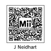 "QR Code for Jim ""The Anvil"" Neidhart by JasonLives"