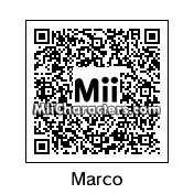 QR Code for Marco Bodt by AttackOnAmy