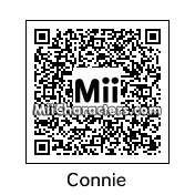 QR Code for Connie Springer by AttackOnAmy