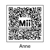QR Code for Anne by KM22