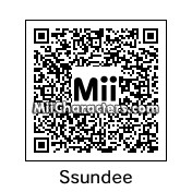 QR Code for Ssundee by JFMasta64