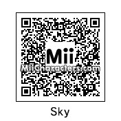 QR Code for SkydoesMinecraft by JFMasta64