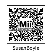 QR Code for Susan Boyle by Conan