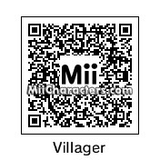 QR Code for Villager by JFMasta64