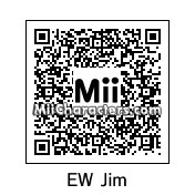 QR Code for Earthworm Jim by JFMasta64