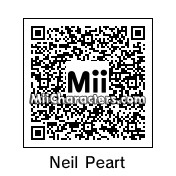 QR Code for Neil Peart by CygnusiaX1
