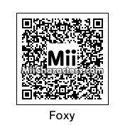 QR Code for Foxy the Pirate by BoilingBananas