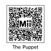 QR Code for The Puppet by BoilingBananas