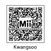 QR Code for Lee Kwangsoo by Qianniao