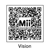 QR Code for Vision by Adidino