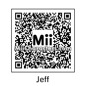 QR Code for Jeff Randell by miicreator3000