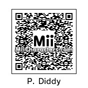 QR Code for Diddy by Simone