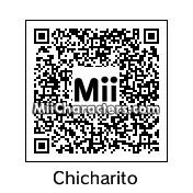 QR Code for Chicharito by Edison