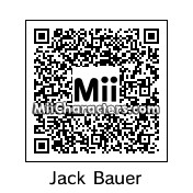 QR Code for Jack Bauer by ninbendo