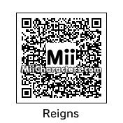 QR Code for Roman Reigns by OtheOtie