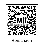 QR Code for Rorschach by Eric