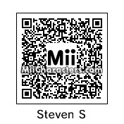 QR Code for Steven Stone by Cara Star