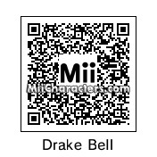 QR Code for Drake Parker by Hydra