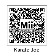 QR Code for Karate Joe by rhythmclock