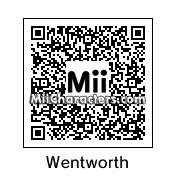 QR Code for Wentworth by J1N2G