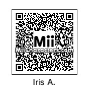 QR Code for Iris Archwell by J1N2G