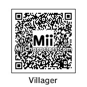 QR Code for Villager by J1N2G