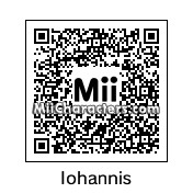 QR Code for Klaus Iohannis by Spider