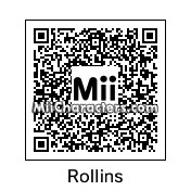QR Code for Seth Rollins by OtheOtie