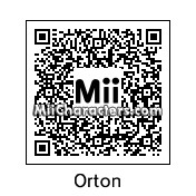 QR Code for Randy Orton by OtheOtie