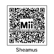 QR Code for Sheamus by OtheOtie