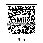 QR Code for Rob Dyrdek by shisho