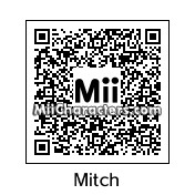 QR Code for Mitch Cohen by Adam